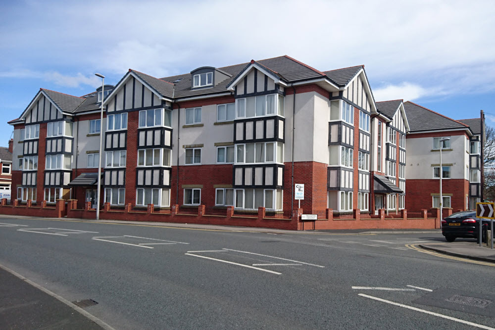 haweside apartments blackpool