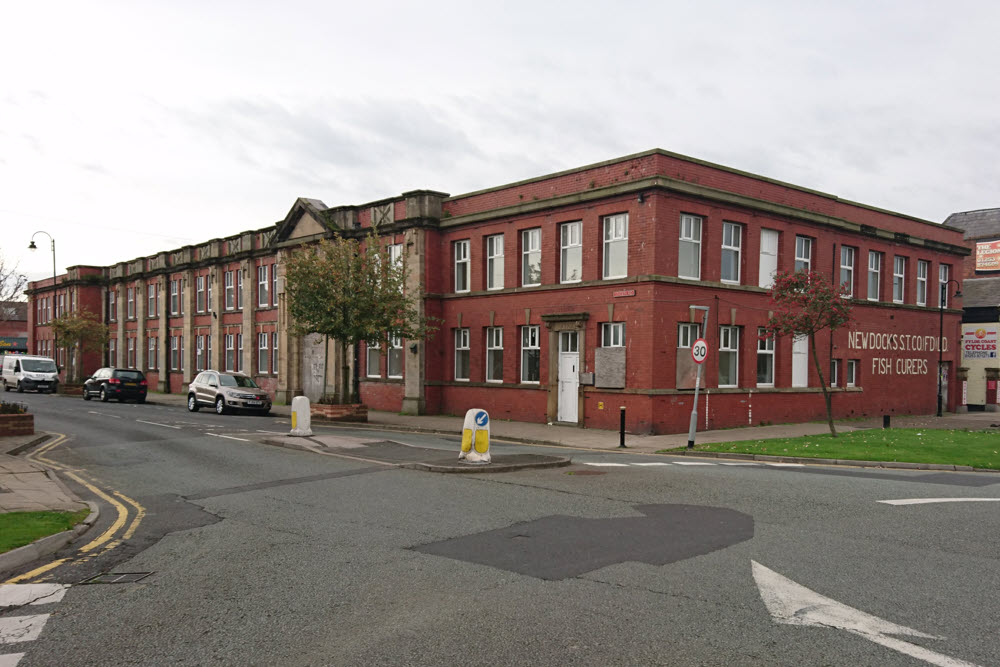 student accommodation fleetwood