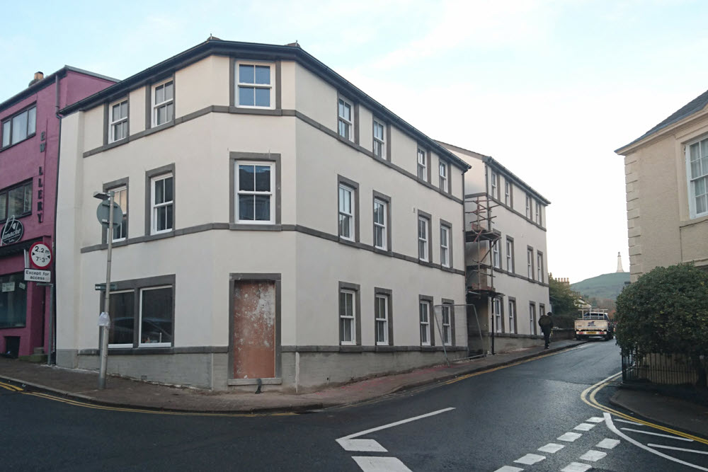 ulverston apartments